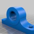 ed195df3afa6afa27ec9e5542628c2c0.png Download free STL file Latch Cryptex - Cerrojo • 3D printable design, xutano