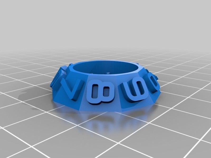53d9dbe023719a487d164fe9c9640959.png Download free STL file Latch Cryptex - Cerrojo • 3D printable design, xutano