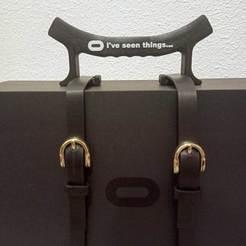 Asa-Quest-04.jpg Download free STL file Oculus Case Torii Handle • 3D printable object, xutano