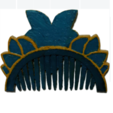 Download 3D model Movie Accurate Mulan's Comb, Projedel