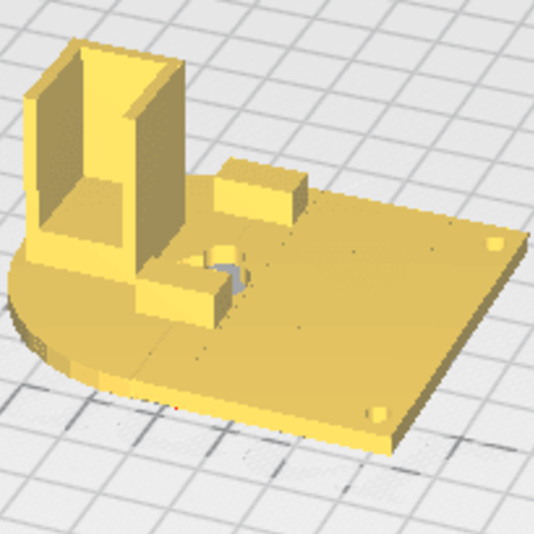 Download free 3D printing templates Turret for Pixy 2 Image Sensor
