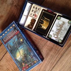 Descargar archivo 3D gratis Soporte de tarjetas para el juego Citadels, thecartoon