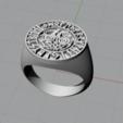 Descargar modelo 3D Anillo Celta, Advinge