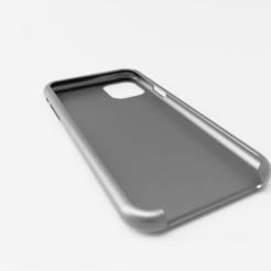 Descargar archivos 3D Caso Iphone 11, Flux3D