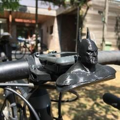 Download 3D printer files Badass GPS Mount - Wahoo compatible, Flux3D