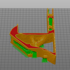 slicer_settings.png Download STL file Sonos sonnect amp wall mount • 3D printable template, Flux3D