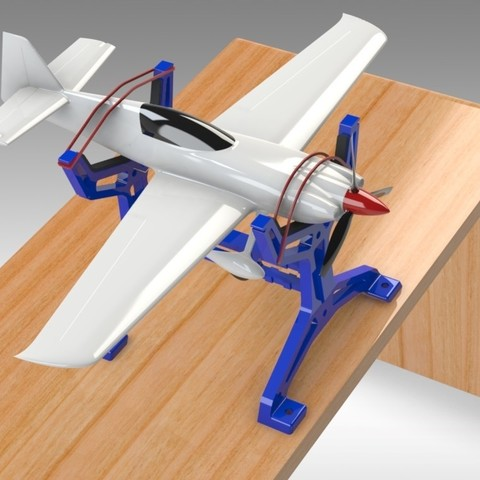 Table STAND for RC PLANE