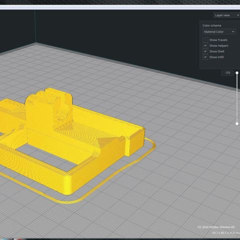 CC_Dial Holder Master-02-1.JPG Download free STL file CR-10 Dial Indicator Mount • 3D printer model, Trikonics