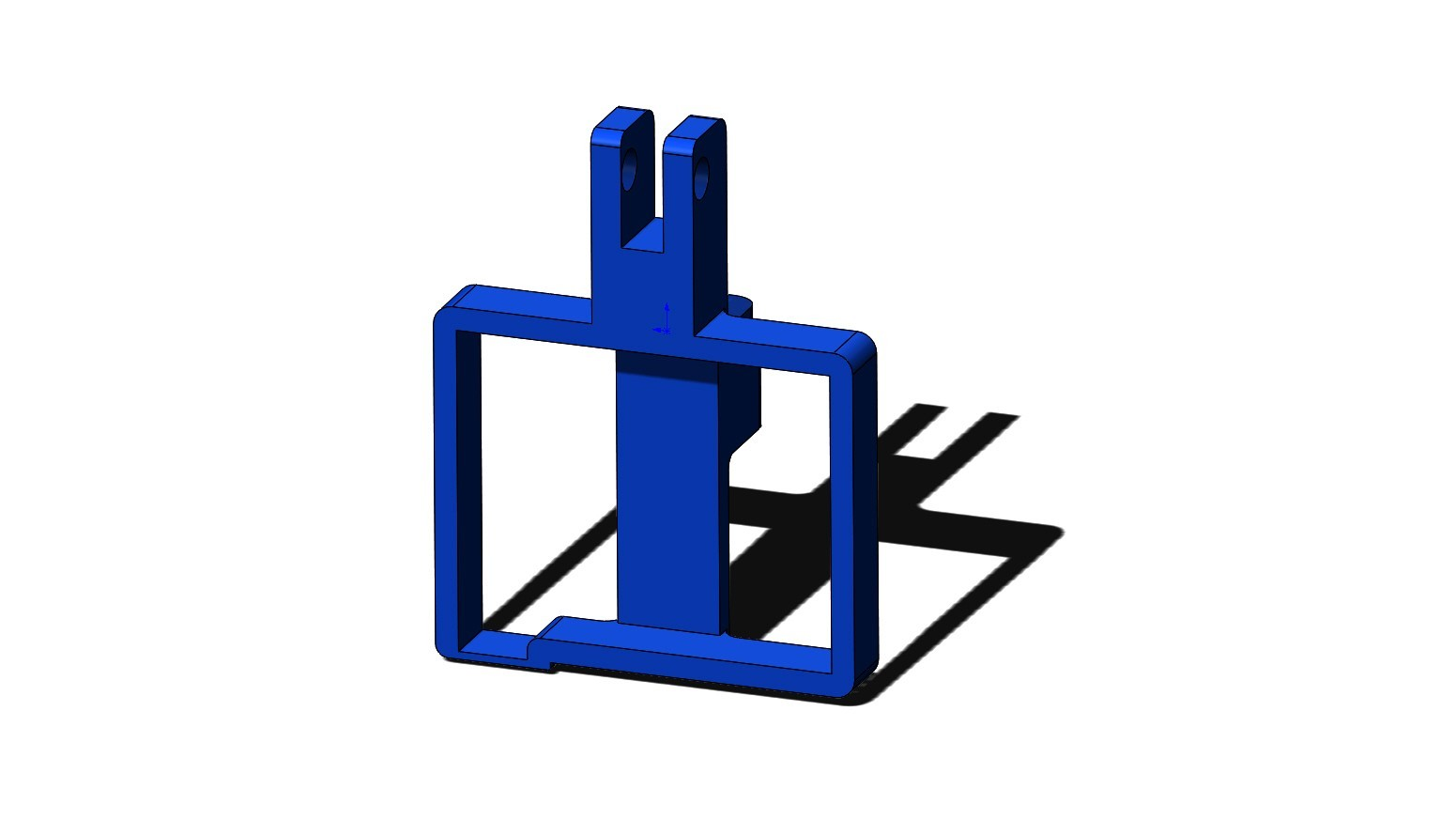CC_Dial Holder Master-02-4.JPG Download free STL file CR-10 Dial Indicator Mount • 3D printer model, Trikonics