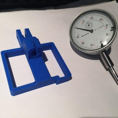CC_Dial Holder Master-02-5 (3).JPG Download free STL file CR-10 Dial Indicator Mount • 3D printer model, Trikonics