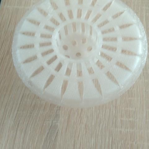 Télécharger fichier STL gratuit filtre cheveux douche • Design imprimable en 3D, pintusanthony