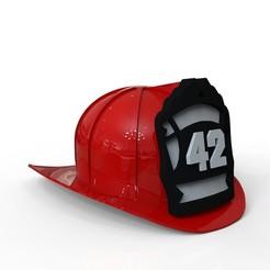 Modelos 3D para imprimir firefighter helmet, kiki15