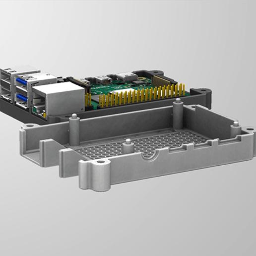 Download free 3D printer templates Raspberry Pi 4B Case ・ Cults