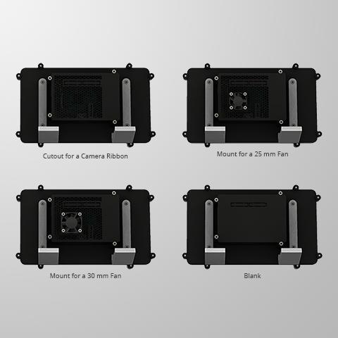 RTS-5.PNG Télécharger fichier STL gratuit Raspberry Pi Étui officiel pour écran tactile Raspberry Pi • Modèle pour imprimante 3D, mkellsy