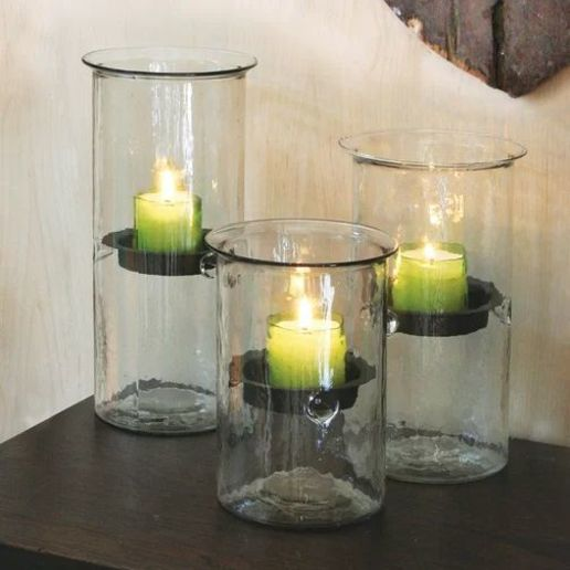 Candle_Holders.jpg Download free STL file Candle Holder Tray • Design to 3D print, gient