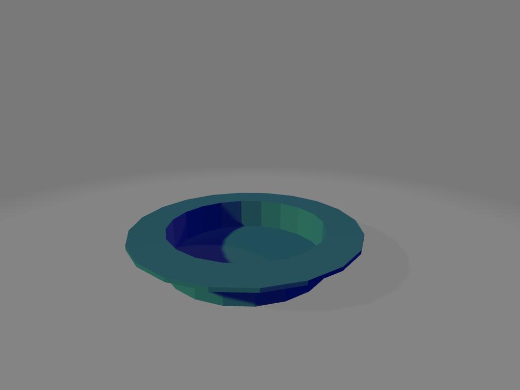 candle_holder.png Download free STL file Candle Holder Tray • Design to 3D print, gient