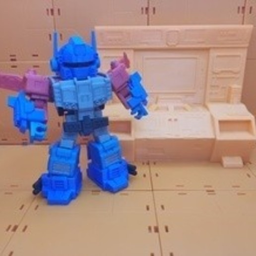 card_preview_IMG_20200105_151113.jpg Download free 3MF file Optimus Prime Transformers - Print Optimized • 3D printing design, gient