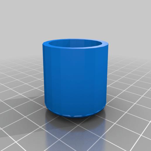 Download Free 3d Printer Model Folding Chair Foot Feet