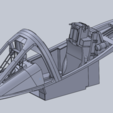 Impresiones 3D Juego de bañera de libre acceso con escala A-10, DirtyDee