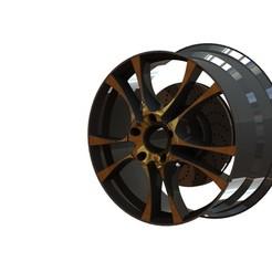 3D printer models CUSTOM SPORTS RIN, ariel-flores9