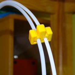 DSC00041 (Personnalisé).JPG Télécharger fichier STL gratuit Assembleur de tubes PTFE v2 • Design imprimable en 3D, enguerrand