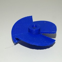 DSC01724.JPG Download free STL file Repair HAYWARD robot propeller • 3D printer design, enguerrand