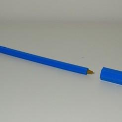 Descargar modelo 3D gratis Reparación del bolígrafo Bic, enguerrand