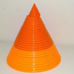 DSC09878 (Personnalisé).JPG Descargar archivo STL gratis Cono de medición para una foca • Plan para la impresión en 3D, enguerrand