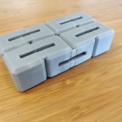 2020-08-16 16.25.53.jpg Download free STL file TPU bistable fidget cube • 3D print design, madewithlinux