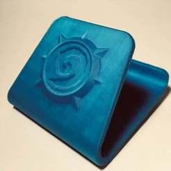 Impresiones 3D gratis Soporte de soporte para teléfono - logotipo de la piedra del corazón, shasha