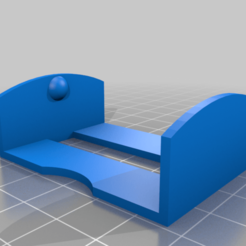 Download free 3D printer files My Customized Tape Dispenser, shasha