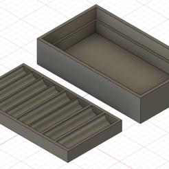 Descargar Modelos 3D para imprimir gratis caja de piezas, didierdebue