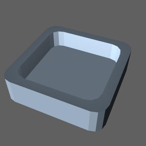 Benzene seal cover.jpg Télécharger fichier STL gratuit Joint benzène (#XYZCHALLENGE) • Modèle à imprimer en 3D, kaifat115