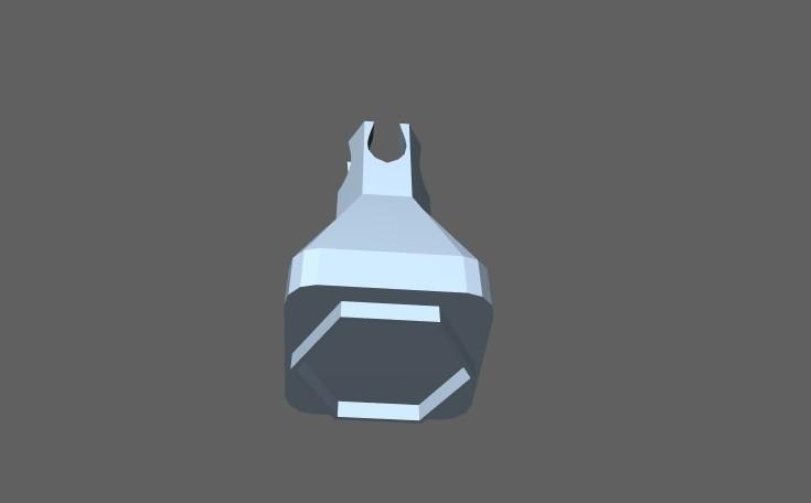 Benzene seal 1.jpg Télécharger fichier STL gratuit Joint benzène (#XYZCHALLENGE) • Modèle à imprimer en 3D, kaifat115