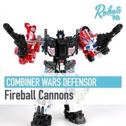 defensor-cannon-cults.jpg Télécharger fichier STL Canons à boules de feu défensifs CW/UW • Plan à imprimer en 3D, Robots78
