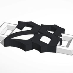 AF1.png Download STL file Sneaker TAG Custom • 3D printing template, 3DPrinz