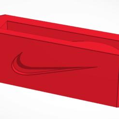 nikeclip.png Download STL file NIKE Belt Clip • 3D printing model, 3DPrinz