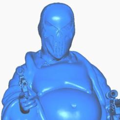 pclose.png Télécharger fichier STL gratuit Punisher Noir Buddha (Collection Marvel) • Modèle imprimable en 3D, ToaKamate