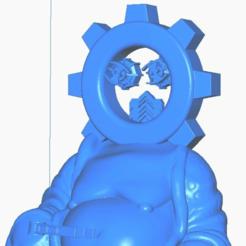fclose.png Télécharger fichier STL gratuit Le Bouddha de Factorio • Plan pour impression 3D, ToaKamate