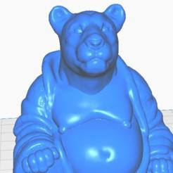 lclose.png Télécharger fichier STL gratuit Lionne Bouddha (Collection d'animaux) • Design à imprimer en 3D, ToaKamate