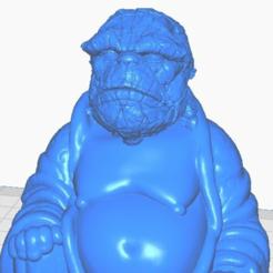 tclose.png Télécharger fichier STL gratuit Le Bouddha des choses (Collection Marvel) • Objet pour imprimante 3D, ToaKamate