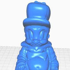 eclose.png Télécharger fichier STL gratuit Elmer Fudd Buddha (Collection rétro) • Modèle pour impression 3D, ToaKamate