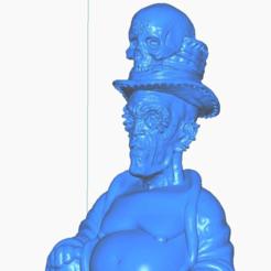 vclose.png Télécharger fichier STL gratuit VooDoo Buddha (Collection Mythologie) • Objet pour impression 3D, ToaKamate