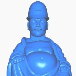 bclose.png Télécharger fichier STL gratuit Bobby Buddha (officier de police britannique) • Design pour imprimante 3D, ToaKamate