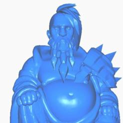 fnclose.png Télécharger fichier STL gratuit Fortnite Ragnarok Buddha (Collection Fortnite) • Modèle pour impression 3D, ToaKamate