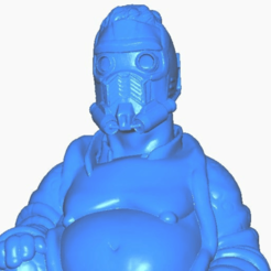 gclose.png Télécharger fichier STL gratuit Star Lord (GOTG) Buddha (Marvel Collection) • Plan pour imprimante 3D, ToaKamate