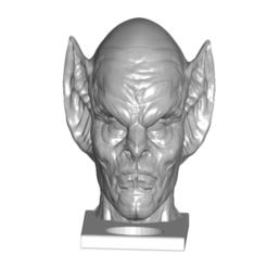VCfront.png Télécharger fichier STL gratuit Porte-bougie à réchaud Vampire détaillé • Objet imprimable en 3D, ToaKamate