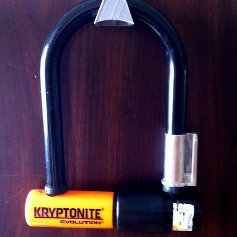 Download free STL file Bike Lock Hook, Fayeya