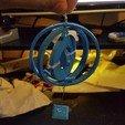 Free 3D print files pokemon go pokestop pendant, Fayeya
