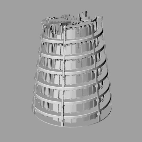 Free 3D print files Tower of Babel (under construction), Fayeya